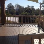 verandah renovation